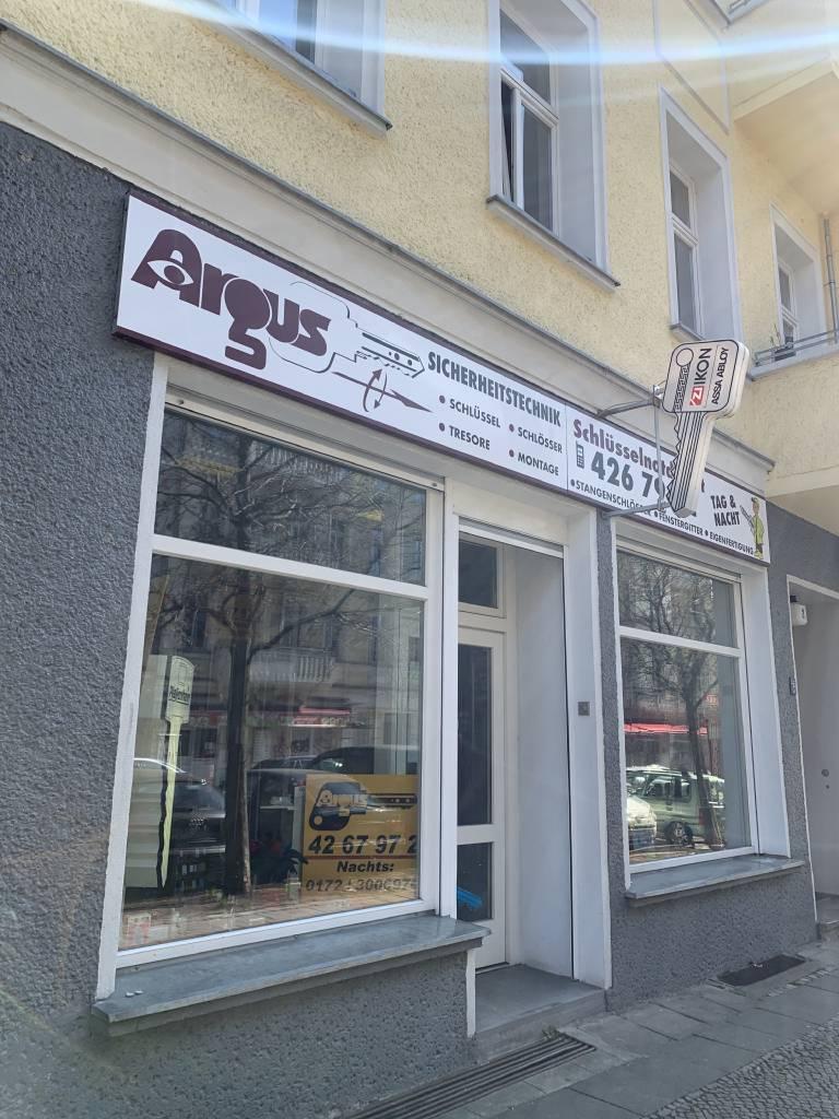 Profilfoto von Argus Sicherheitstechnik GmbH