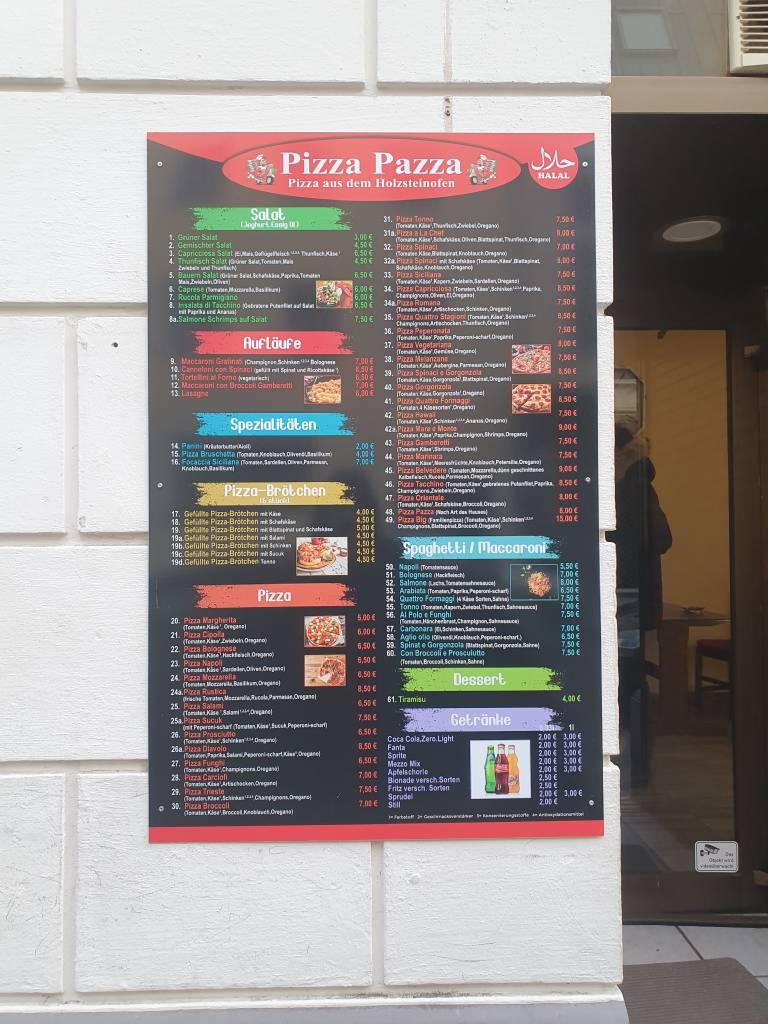 Profilfoto von Pizza Pazza