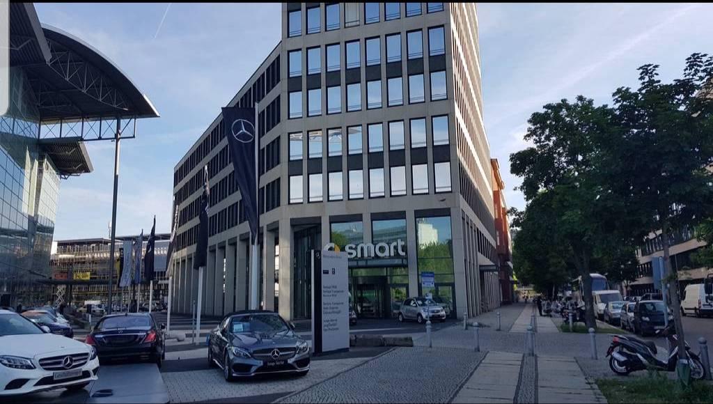 Profilfoto von Mercedes-Benz Niederlassung Berlin