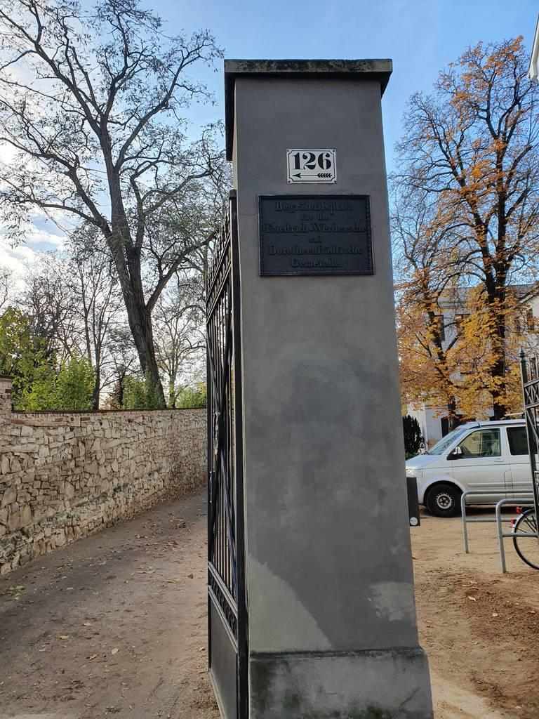 Profilfoto von Friedhof Berlin (Dorotheenstädtisch- Friedrichswerderscher Friedhof)