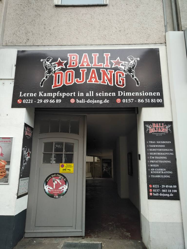 Profilfoto von Bali-Dojang Kampfkunstschule