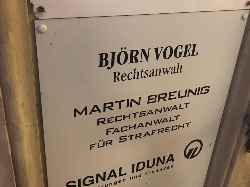Profilfoto von Björn Vogel Rechtsanwalt