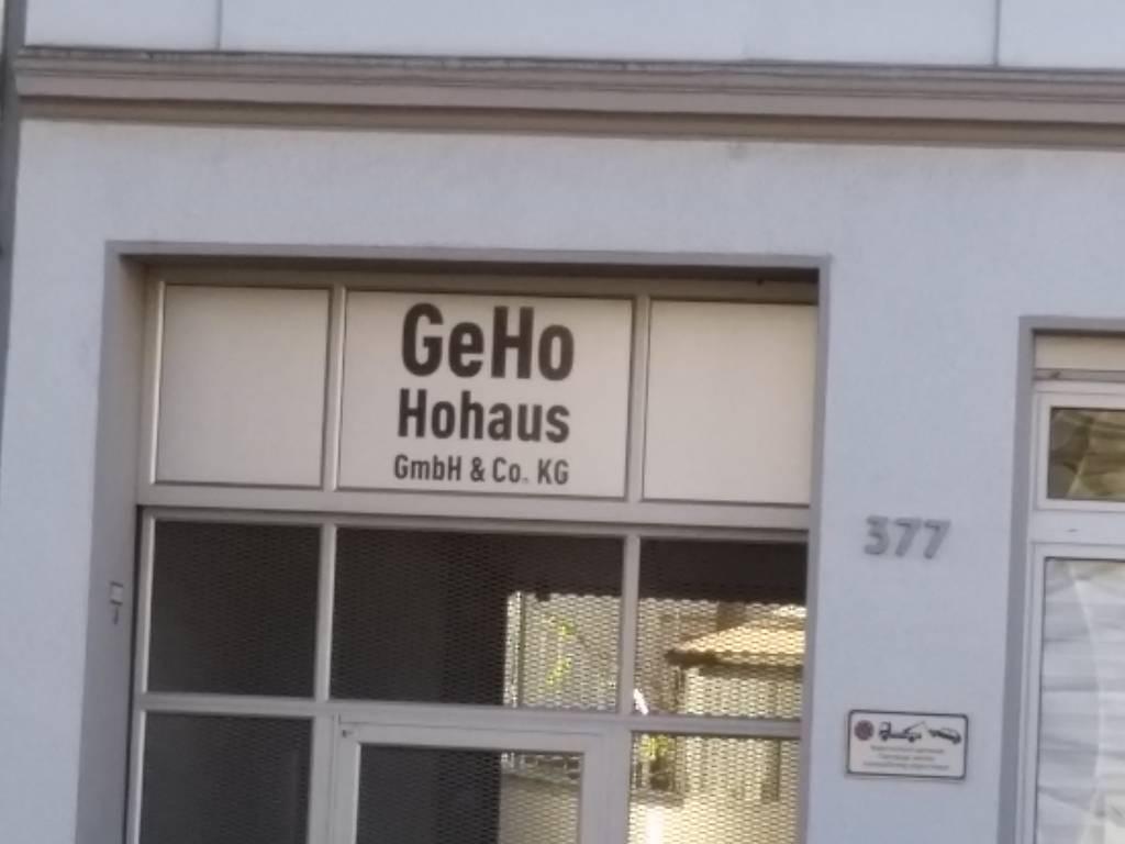 Profilfoto von Geho Hohaus GmbH & Co. KG