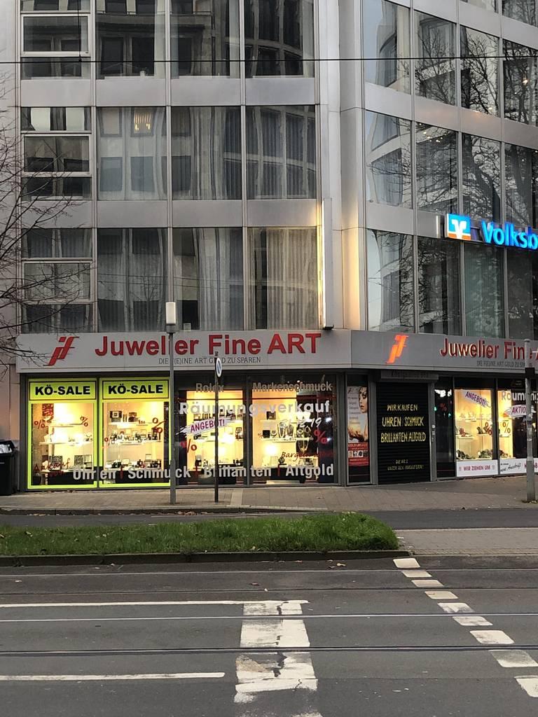 Profilfoto von Juwelier Fine ART