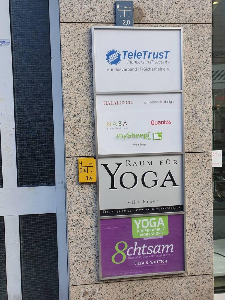 Profilfoto von Raum für Yoga Roland Bauer