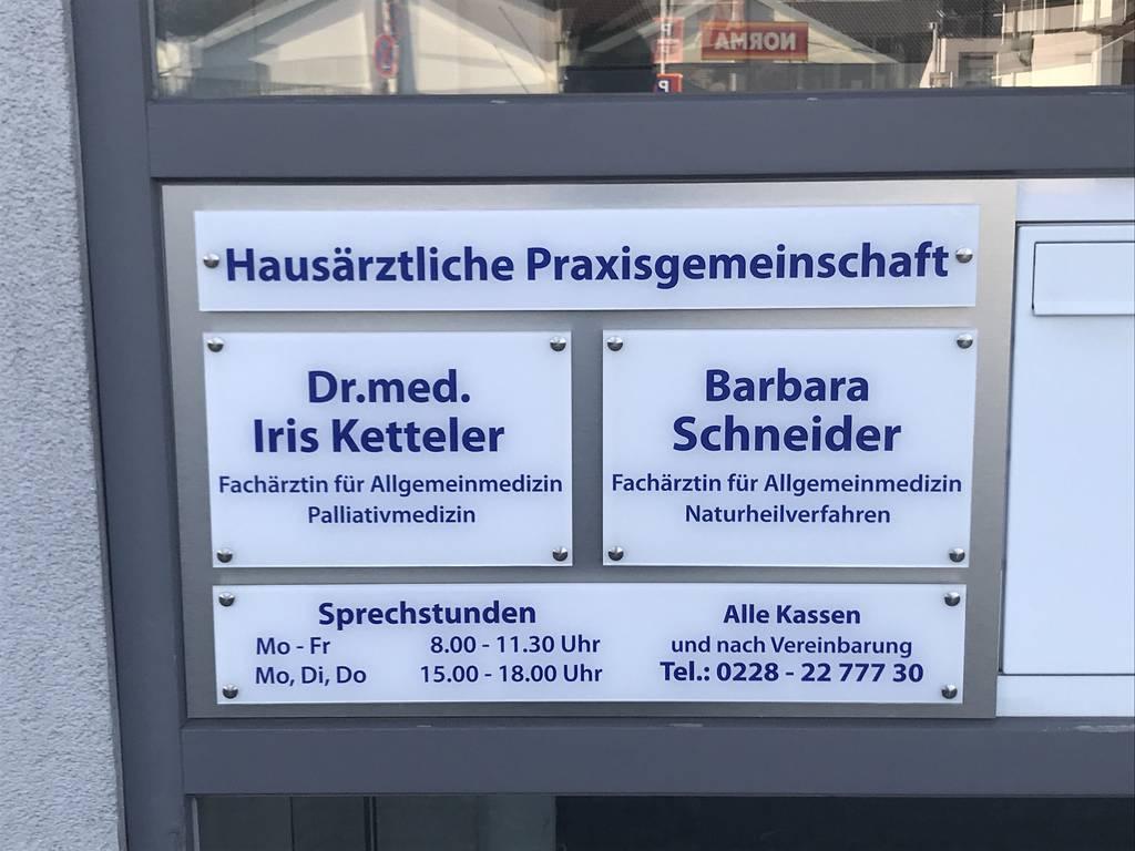 Profilfoto von Praxisgemeinschaft B. Schneider, Dr.A. Spranger