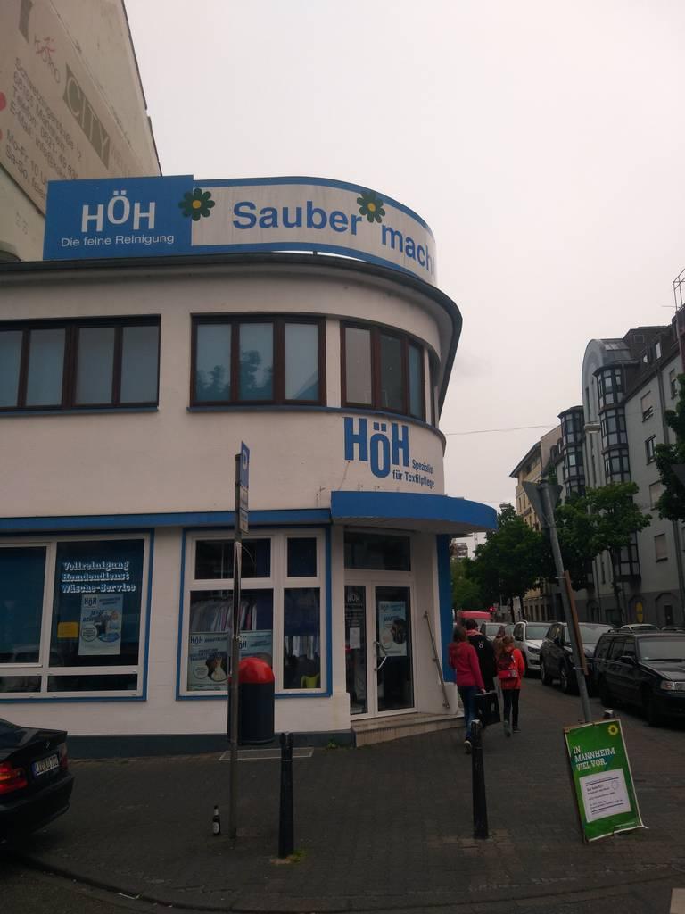 Profilfoto von Textilpflege Höh Mannheim GmbH