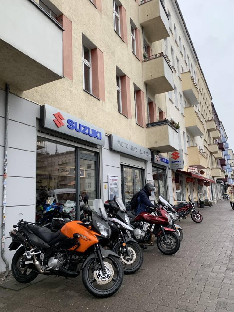 Profilfoto von Suzuki Motorrad Berlin Vertragshändler - Ronald Lukas