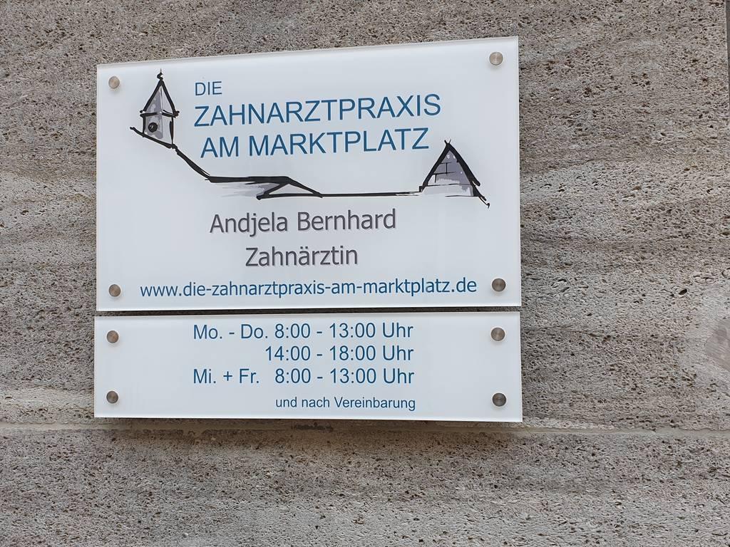 Profilfoto von Zahnarzt-Marktplatz-Karlsruhe. Andjela Bernhard Zahnärztin