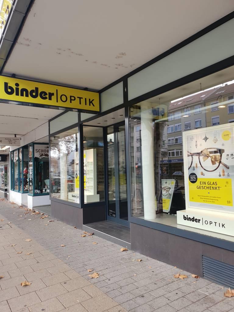 Profilfoto von Binder Optik - Karlsruhe
