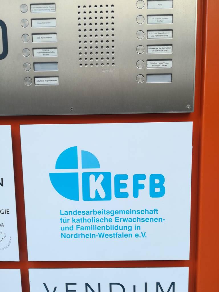Profilfoto von Landesarbeitsgemeinschaft für Kath. Erwachsenen - und Familienbildung NRW e.V.