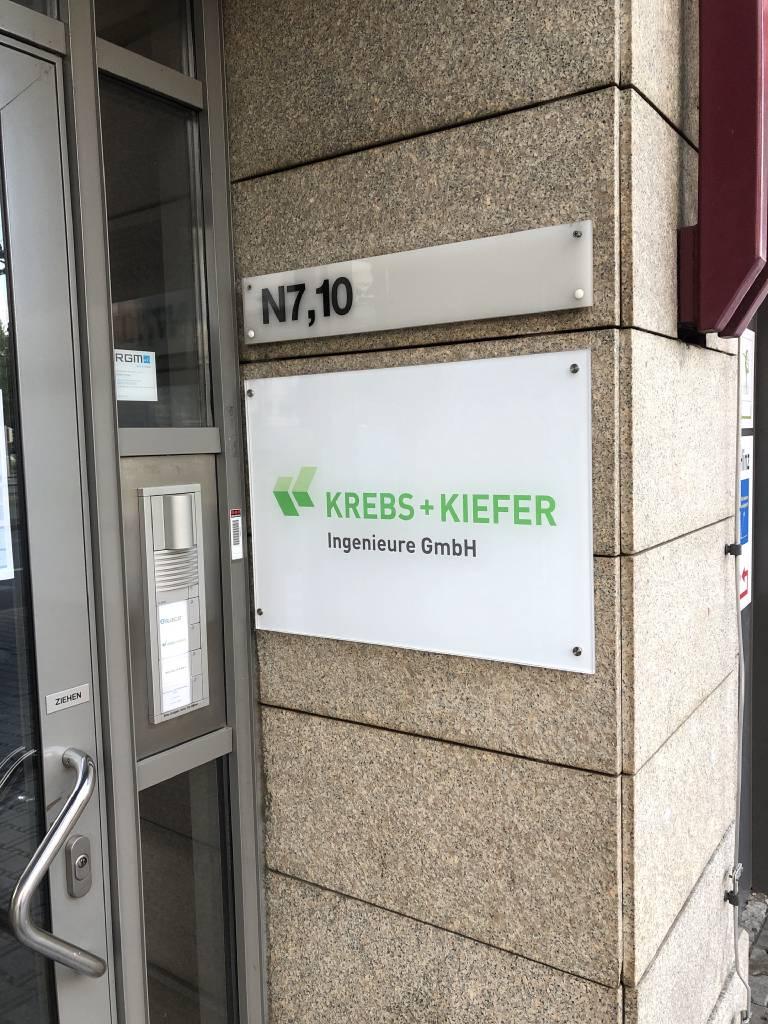 Profilfoto von KREBS und KIEFER Ingenieure GmbH