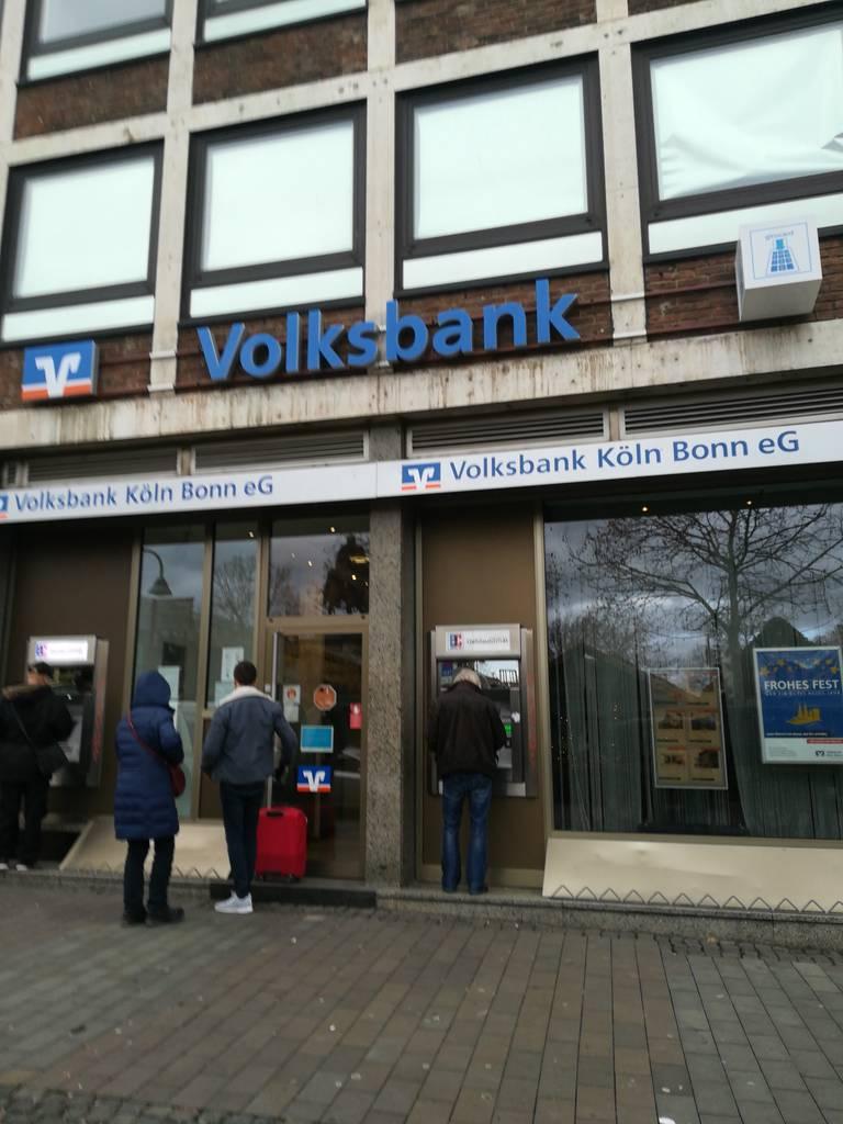 Profilfoto von Volksbank Köln Bonn eG - Filiale Heumarkt
