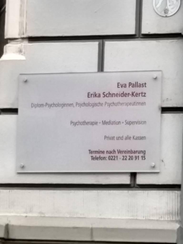 Profilfoto von Erika Schneider-Kertz