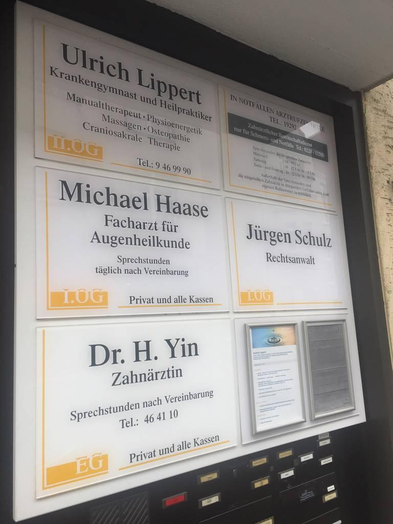 Profilfoto von Michael Haase | Privatpraxis für Augenheilkunde