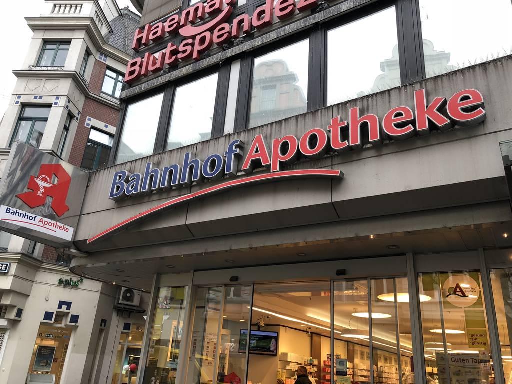 Profilfoto von Bahnhof Apotheke Bonn