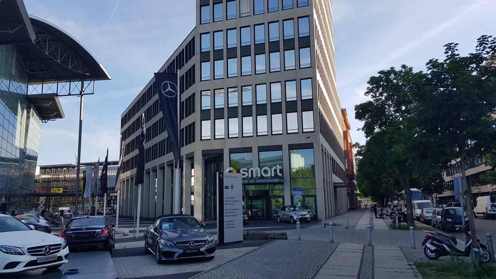 Profilfoto von Daimler AG - smart center Berlin