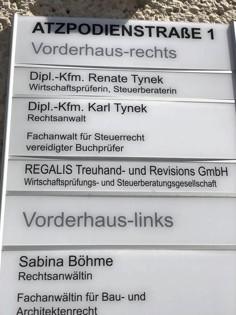 Profilfoto von Rechtsanwältin Sabina Böhme