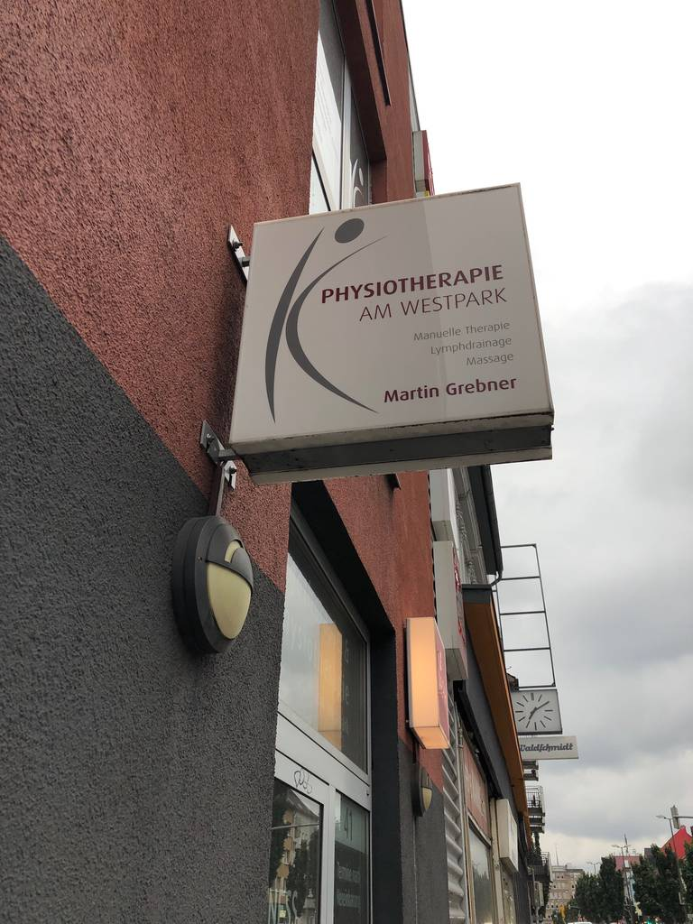 Profilfoto von Physiotherapie am Westpark