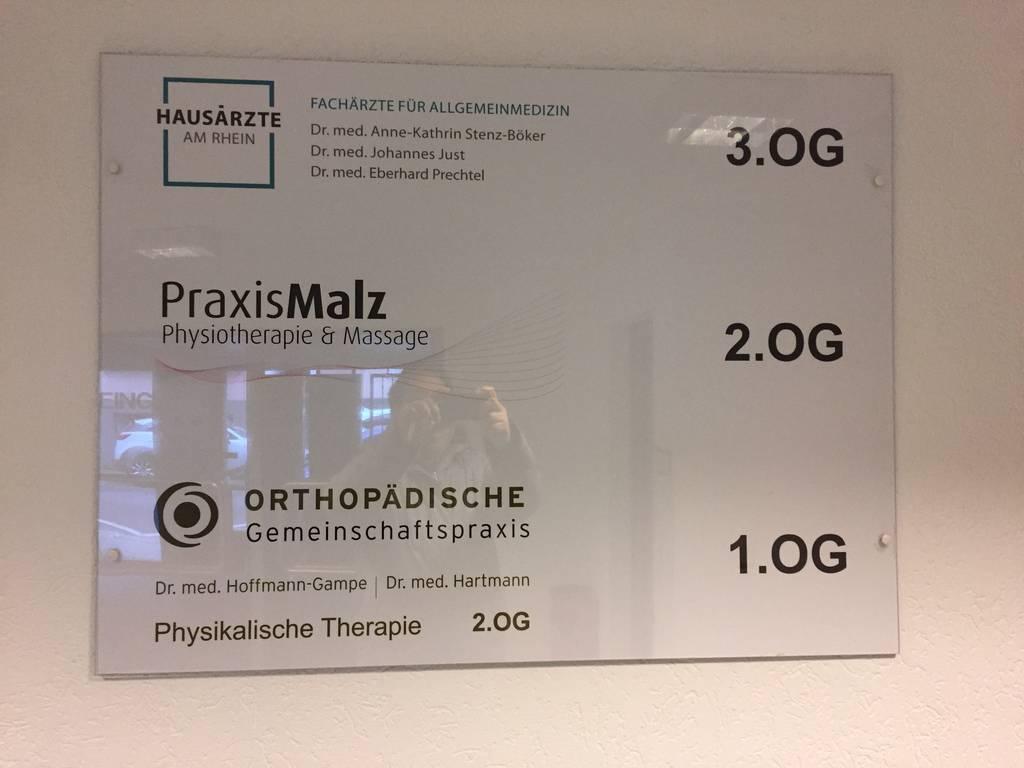 Profilfoto von Praxis Malz für Physiotherapie