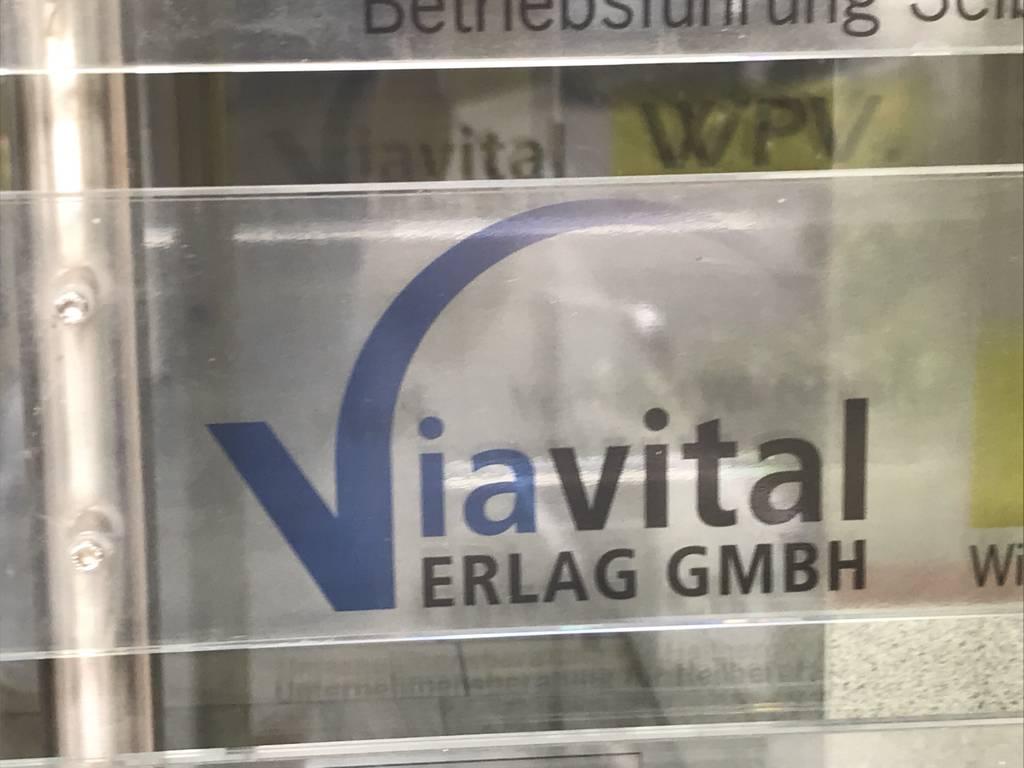 Profilfoto von Viavital Verlag GmbH