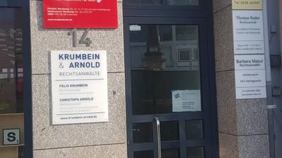 Rechtsanwälte Krumbein & Arnold - Bonn