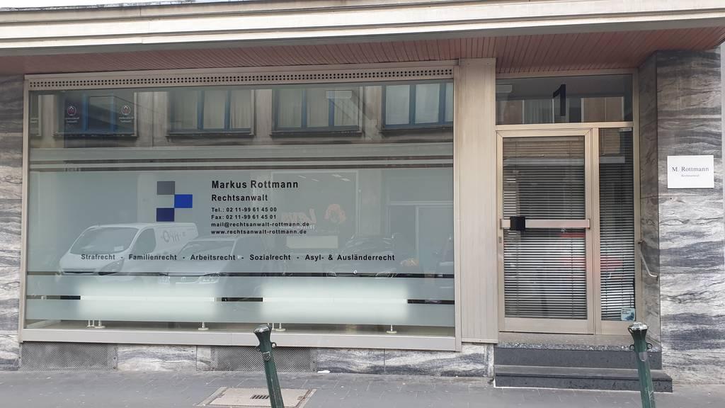 Profilfoto von Rechtsanwalt Markus Rottmann