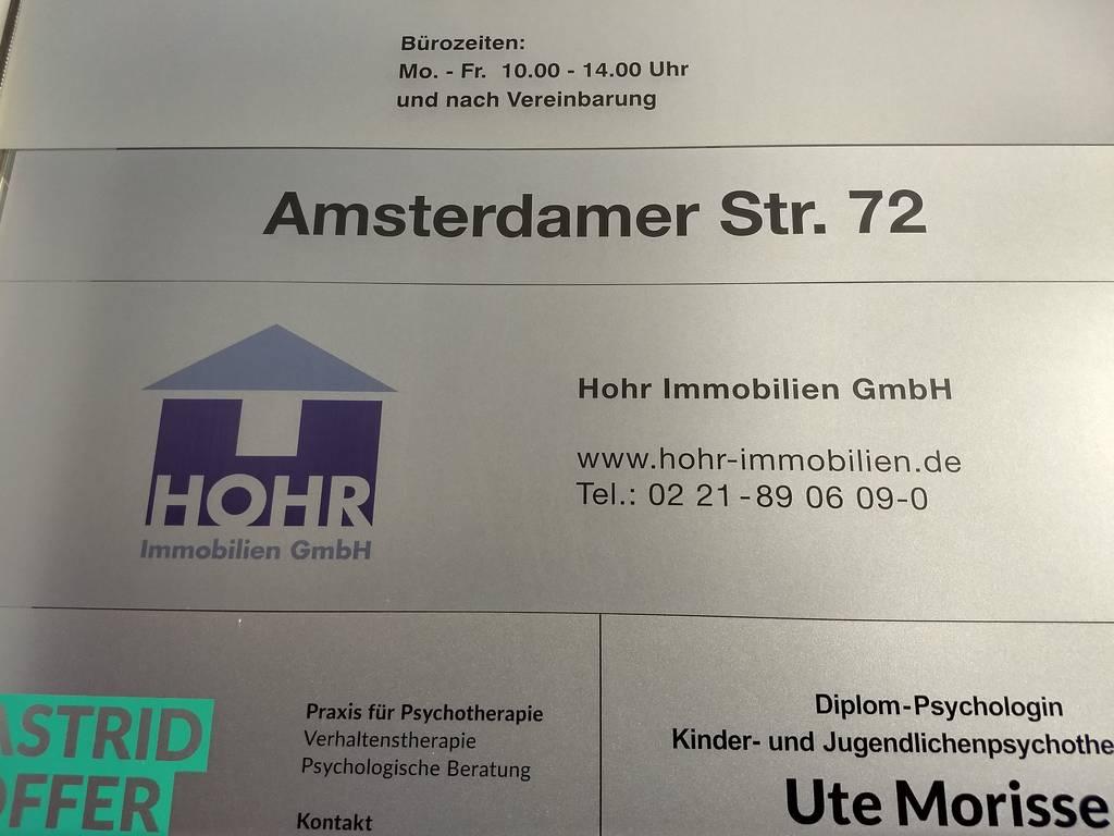 Profilfoto von Hohr Public Asset GmbH