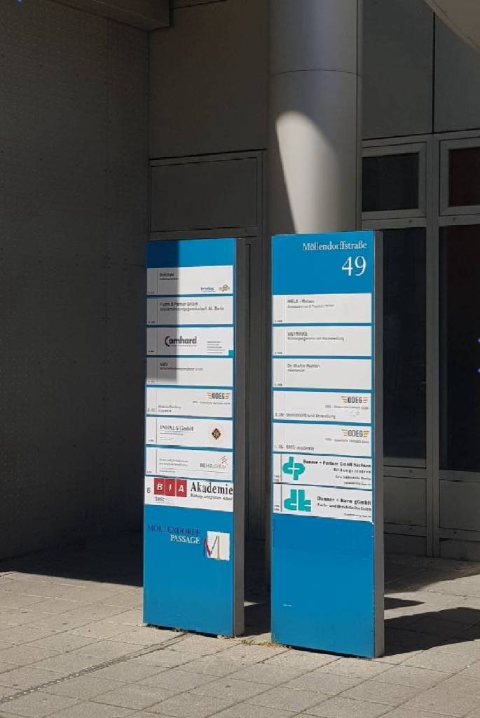Profilfoto von Inhaus Haushaltsnahe Dienstleistung & Bildung GmbH