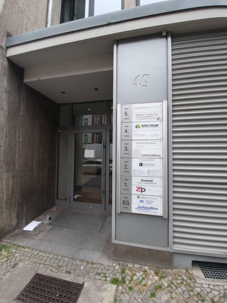 Profilfoto von Kaufmann Lutz Abel v. Lojewski Rechtsanwälte Partnerschaftsgesellschaft