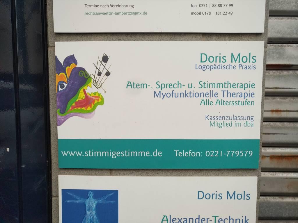 Profilfoto von Doris Mols
