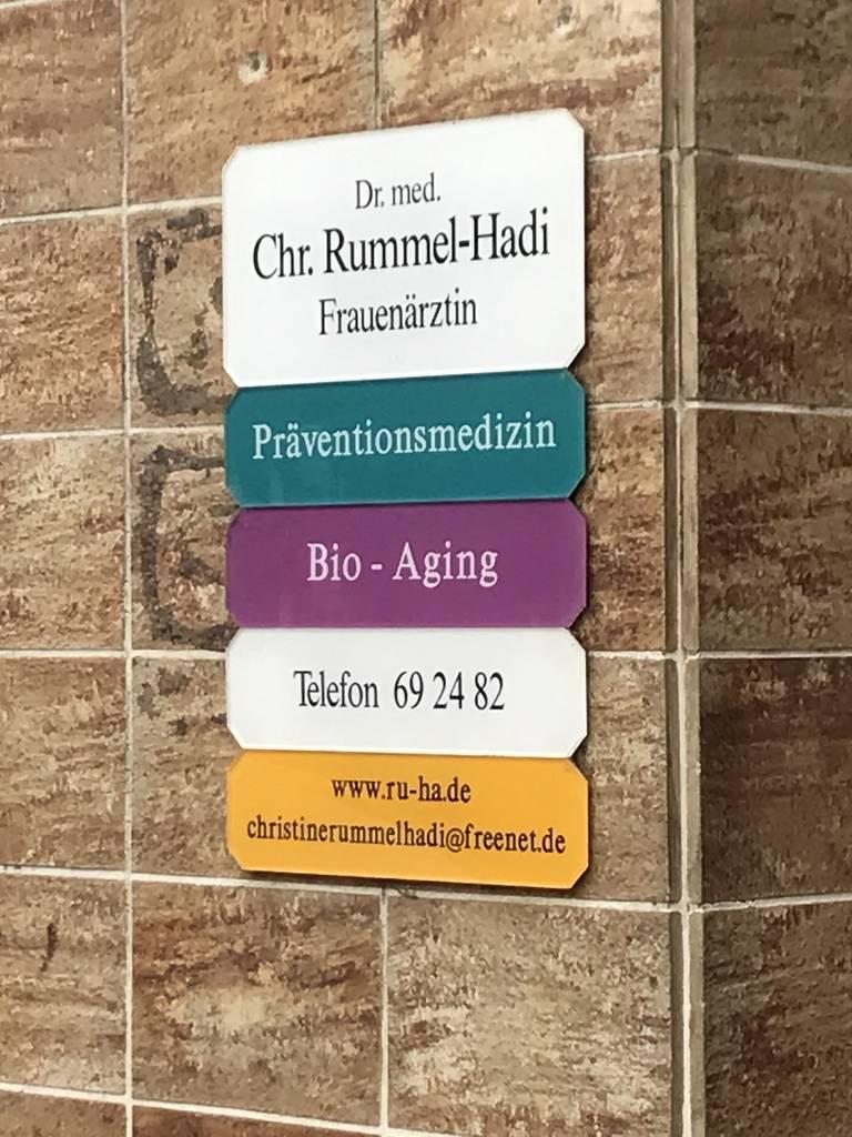 Profilfoto von Dr. med. Christine Rummel-Hadi