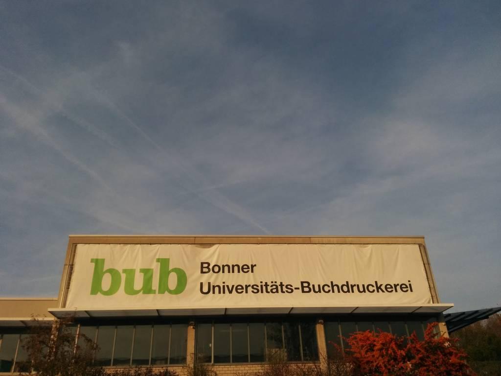 Profilfoto von Bonner Universitäts-Buchdruckerei Gebrüder Scheur GmbH & Co. KG