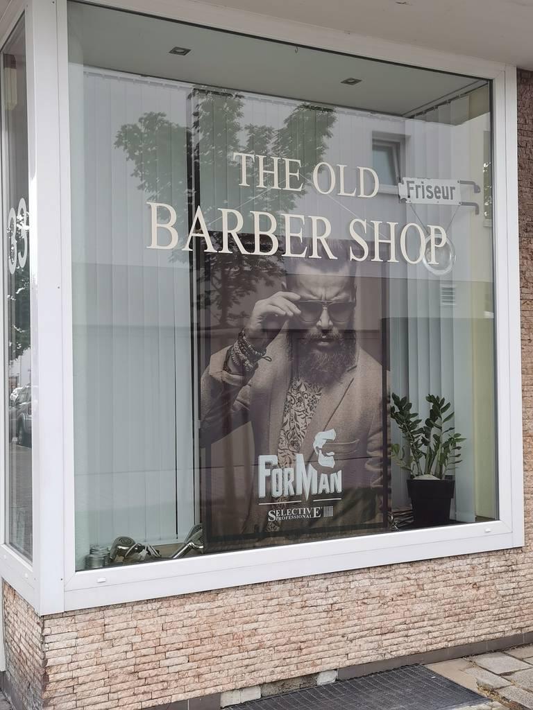 Profilfoto von The Old Barber Shop Herrenfriseur