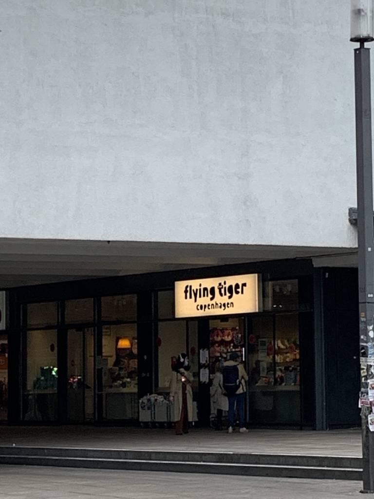 Profilfoto von Flying Tiger Copenhagen