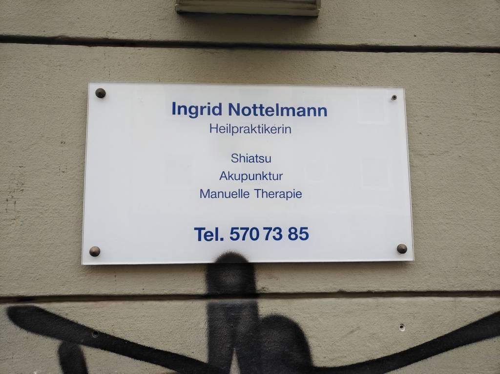 Profilfoto von Ingrid Nottelmann