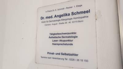 Dr. med. Angelika Schmeel - Bonn