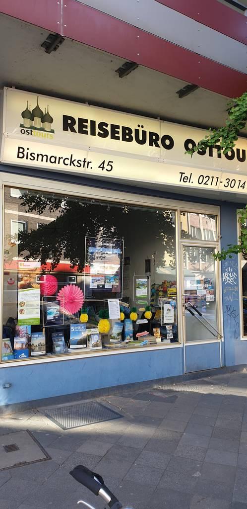 Profilfoto von Reisebüro Osttours GbR Igor Schneider & Helene Myers