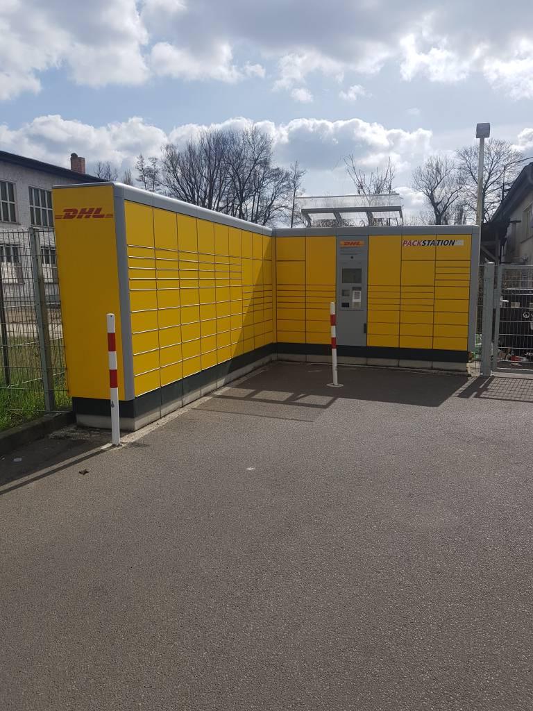 Profilfoto von DHL Packstation 123