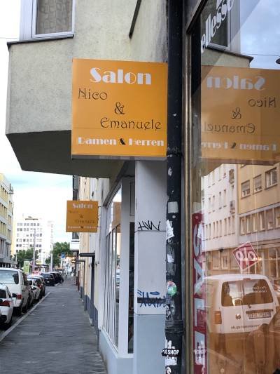 Friseur & Babier - Mannheim