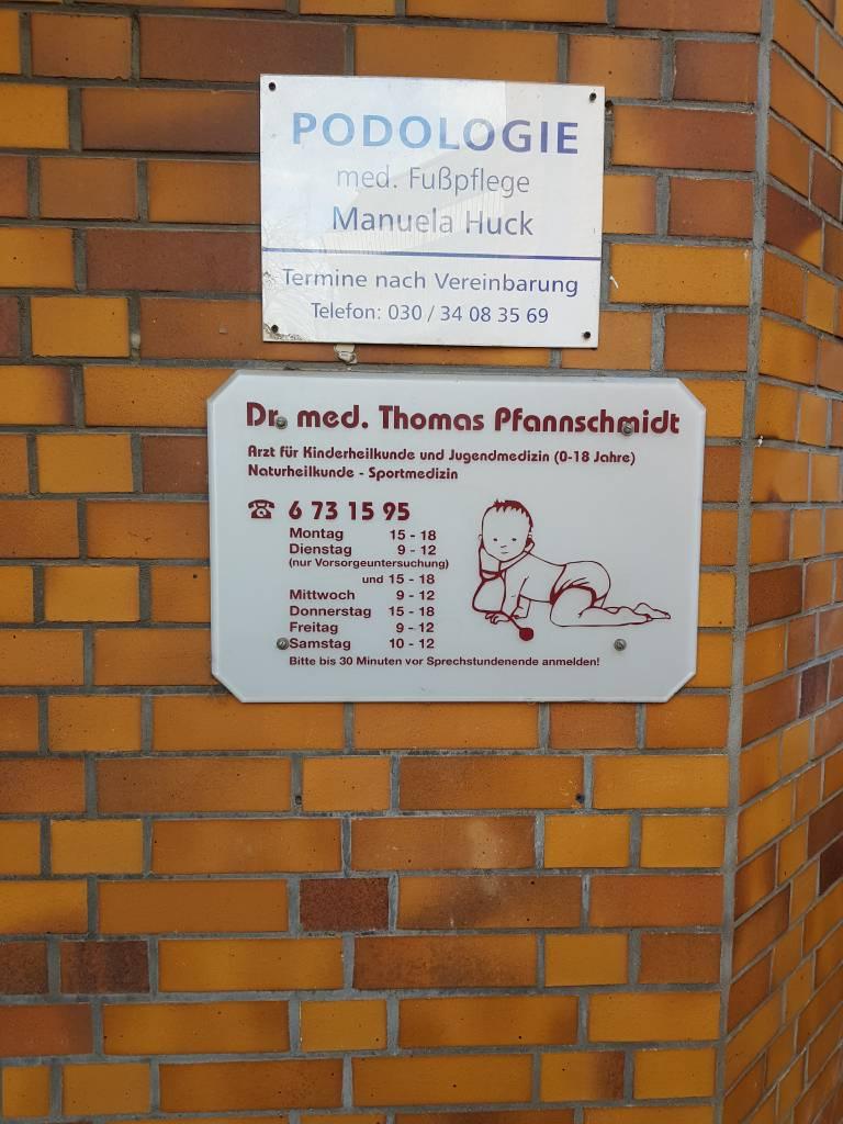 Profilfoto von Dr. med. Thomas Pfannschmidt