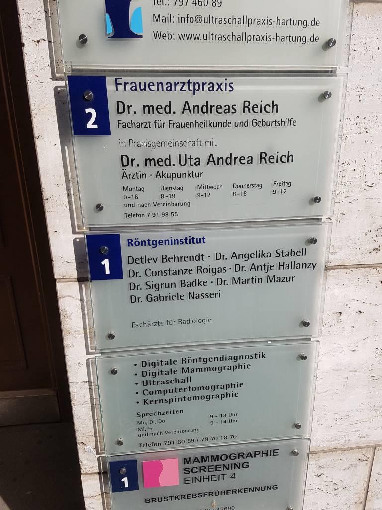 Profilfoto von Dr. med. Angelika Stabell