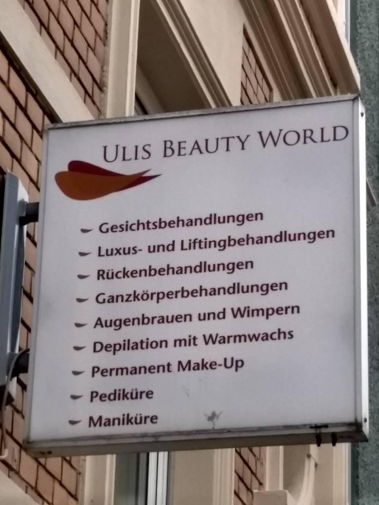 Profilfoto von Ulis Beauty World