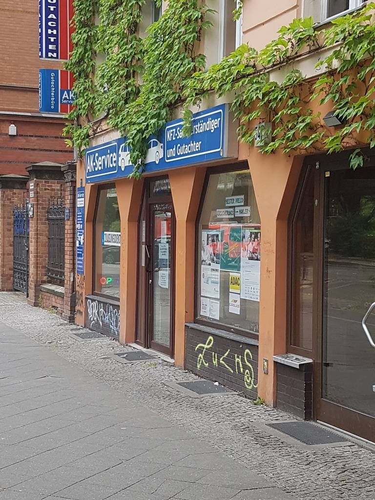 Profilfoto von KFZ Gutachten & KFZ Zulassung Kreuzberg - Ak-Service