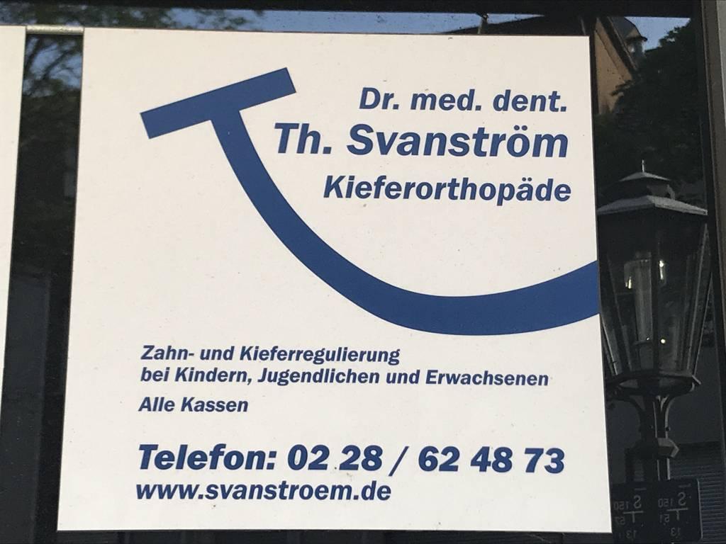 Profilfoto von Dr. Thorsten Svanström