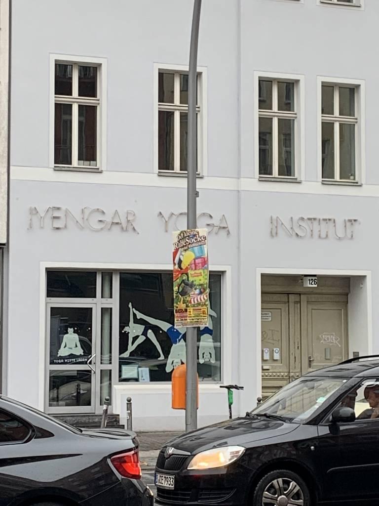 Profilfoto von Iyengar Yoga Institut Berlin