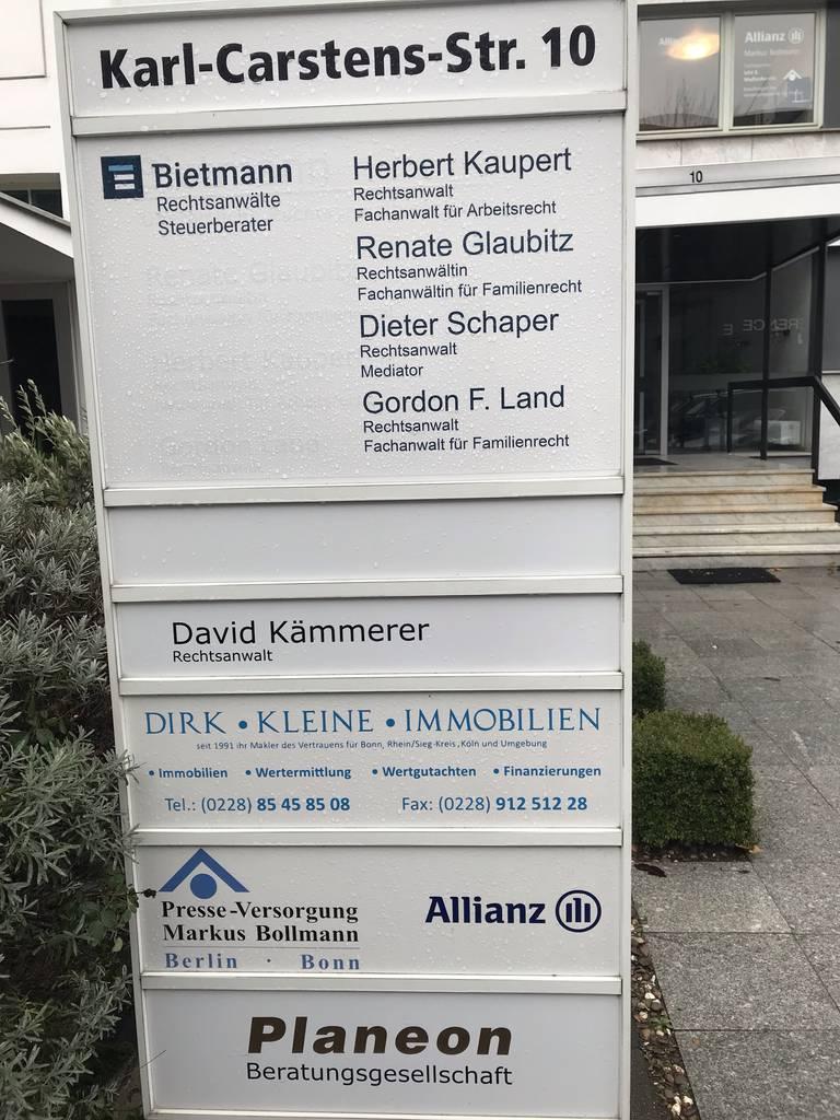 Profilfoto von Bietmann Rechtsanwälte
