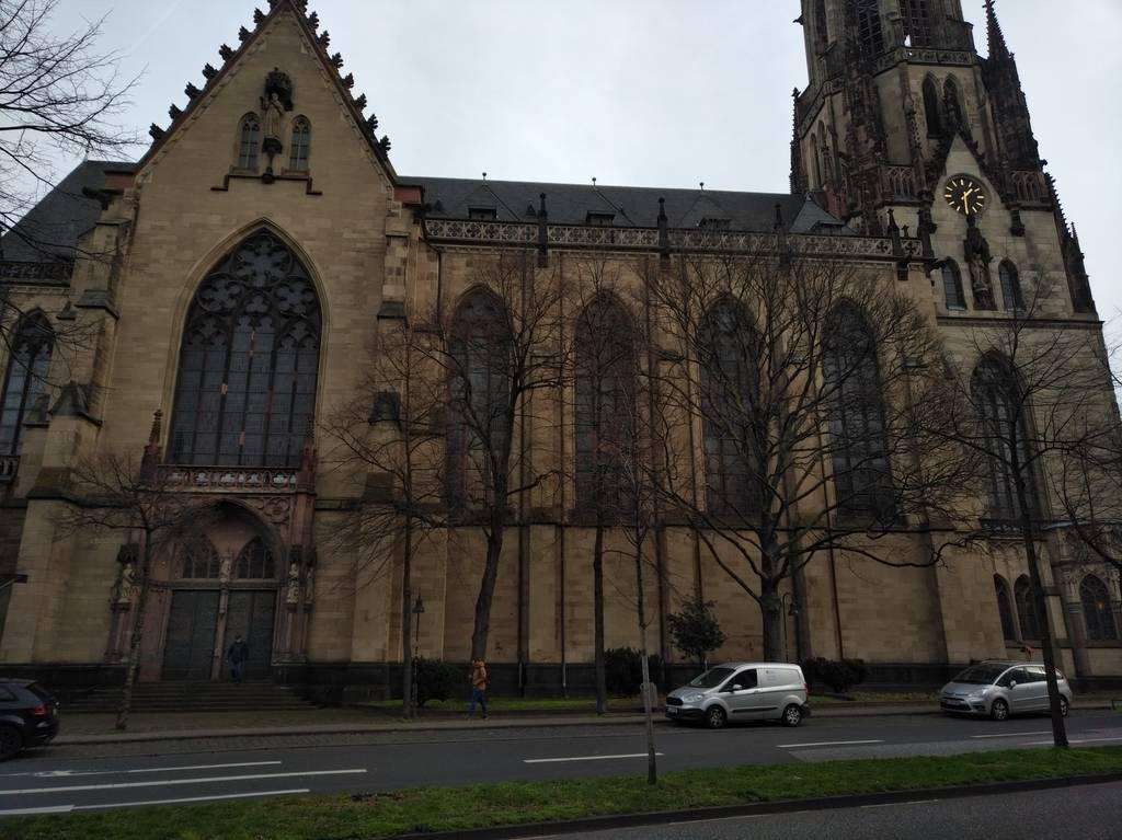 Profilfoto von Evangel. Pfarramt Thomaskirche