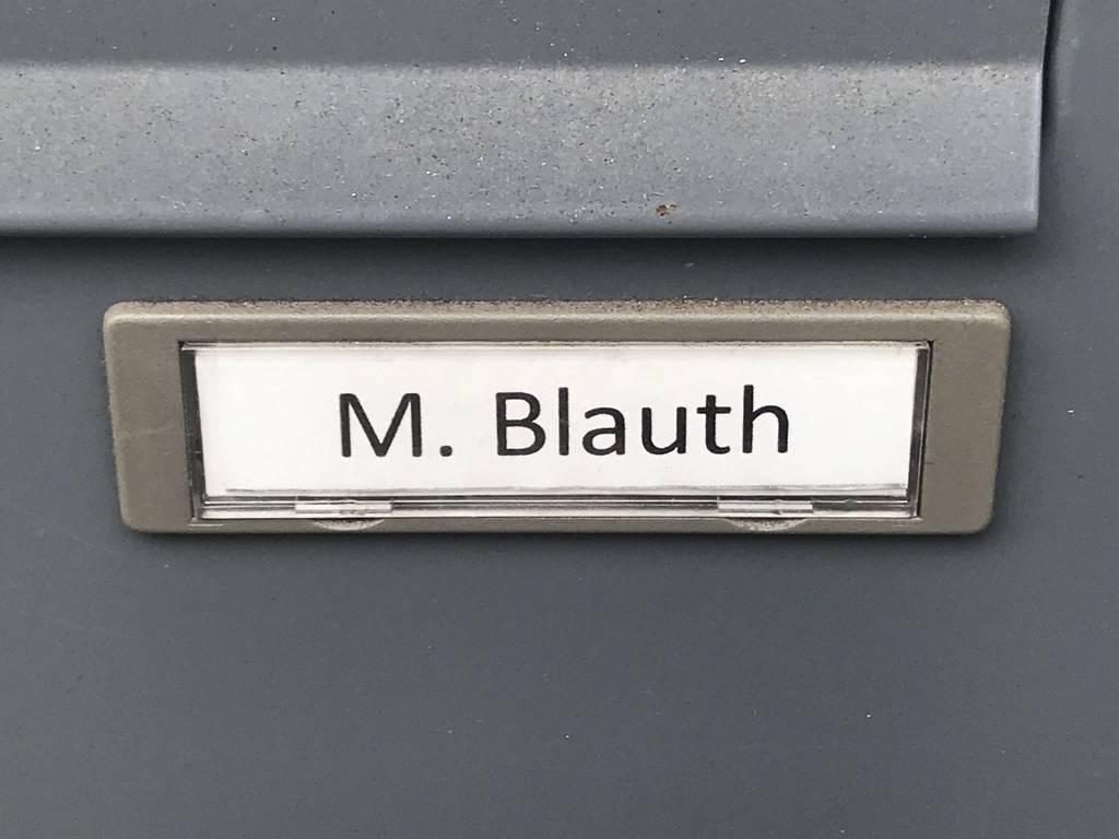 Profilfoto von Marita Blauth