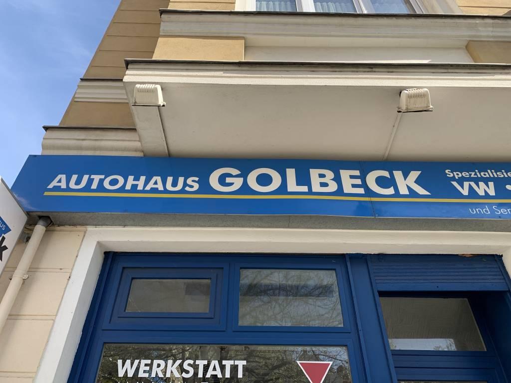 Profilfoto von Autohaus Golbeck GmbH Friedrichshain